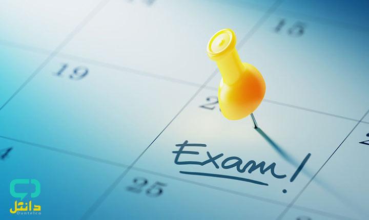 زمان دریافت کارت ورود به جلسه آزمون EPT 99